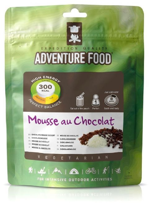 Adventure Foods Mousse au Chocolat